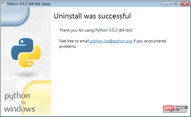python学习_如何卸载python3.5