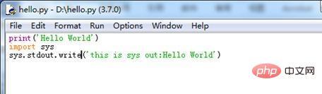 如何进行Python程序的编写