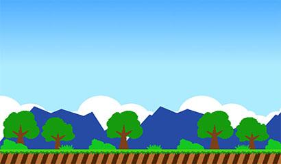 CSS3設計冒險島游戲場景特效