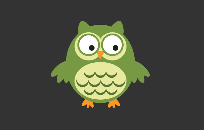 js+css3猫头鹰眼睛跟随鼠标指针转动动画特效