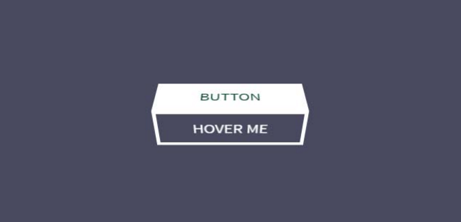 HTML5 3D立方體按鈕動畫翻轉特效