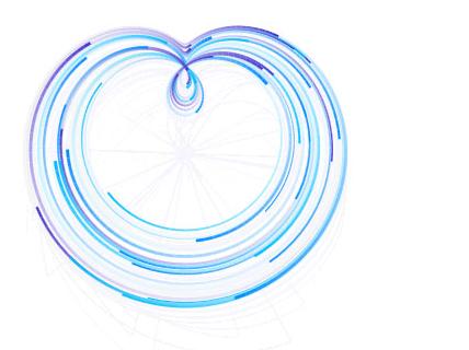 html5+CSS3心形动画跟随鼠标光标运动特效