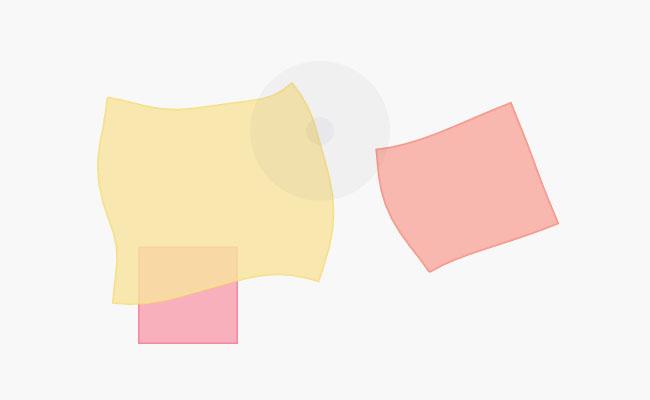 HTML5-鼠標拖動彈性動畫特效