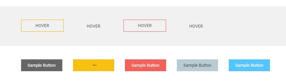 css3鼠标悬停hover按钮动画事件插件