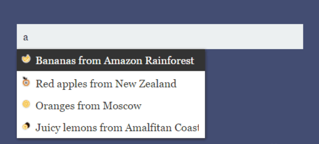 模糊搜索插件fuzzysearch