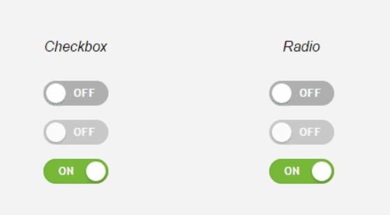 模拟IOS开关按钮代码