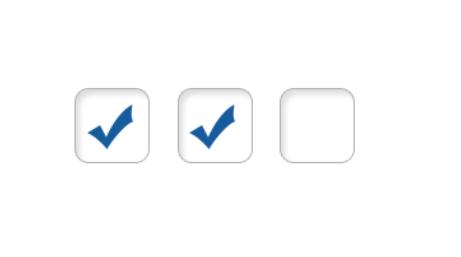 模拟多选框(checkbox)