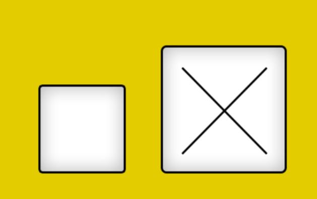多個CSS 自定義復選框