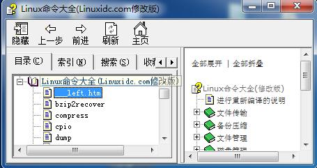 Linux手册大全