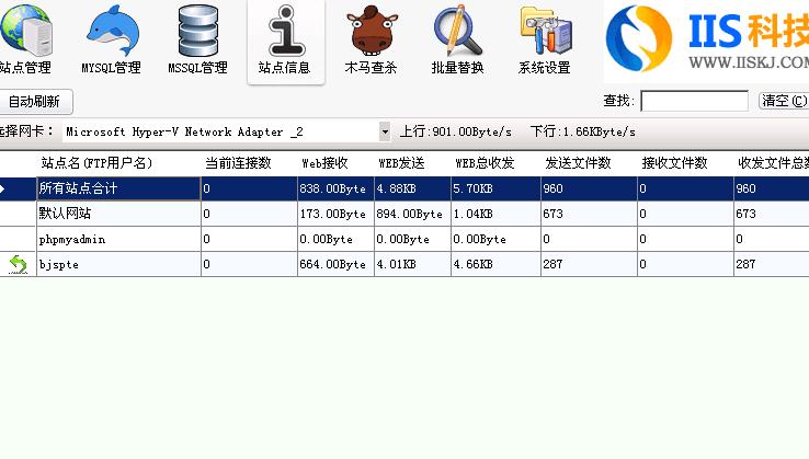 Lighttpd 高性能web服务器 v1.4.46