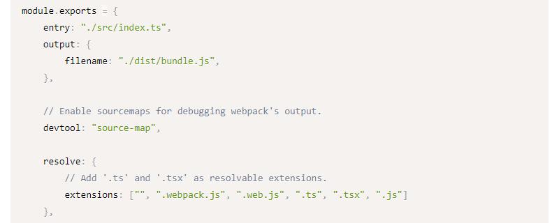 从JavaScript迁移到TypeScript