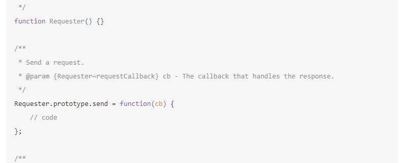 @callback