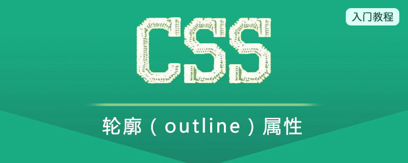 CSS 轮廓(Outline)