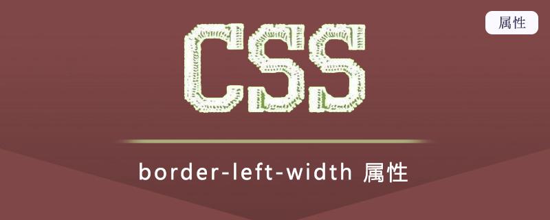 border-left-width