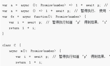 TypeScript 1.6