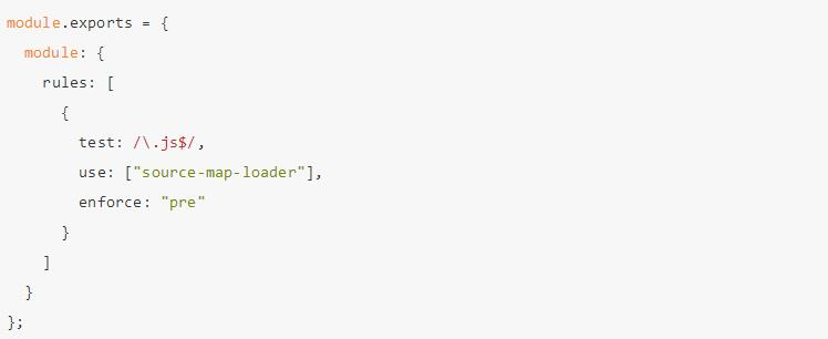 source-map-loader
