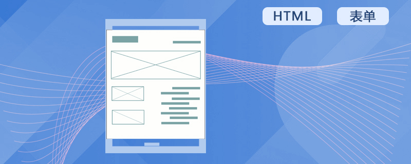 HTML 表单
