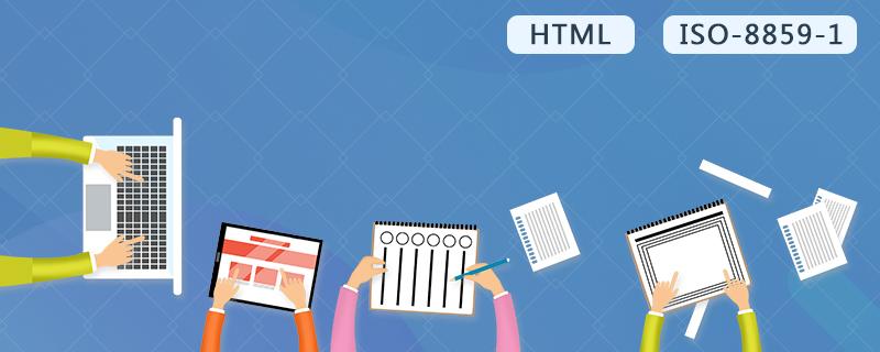 HTML ISO-8859-1