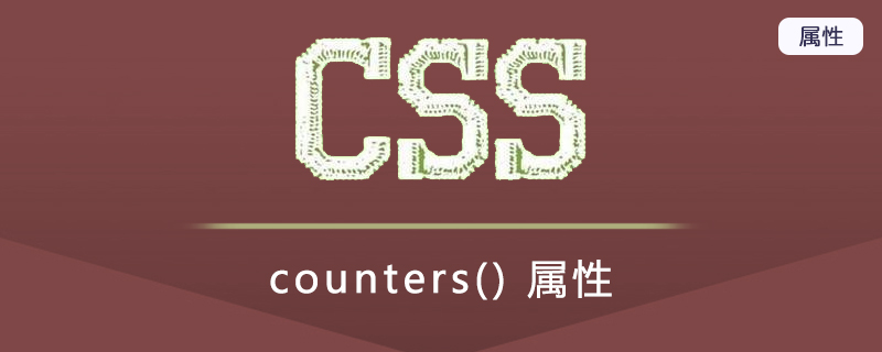 counters()
