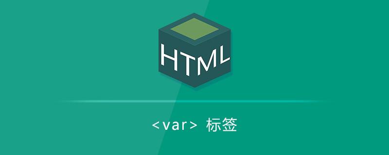 变量标签<var>