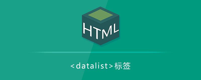 选项列表<datalist>