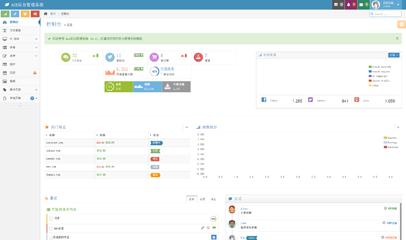 Bootstrap后台管理系统模板
