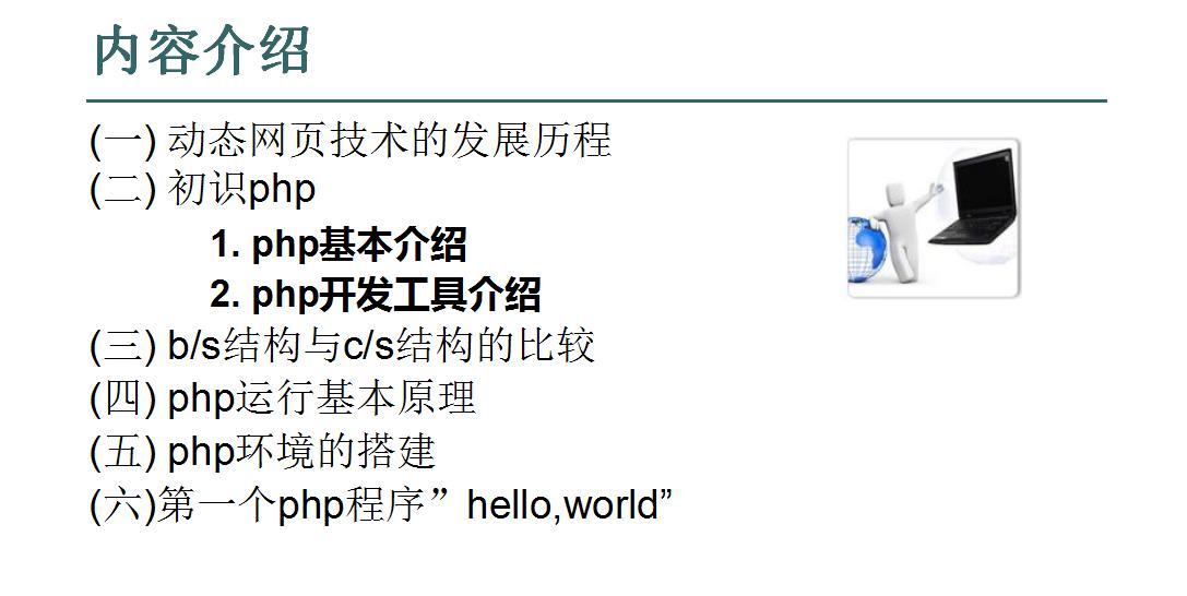 韩顺平 PHP基础入门图解 素材 笔记