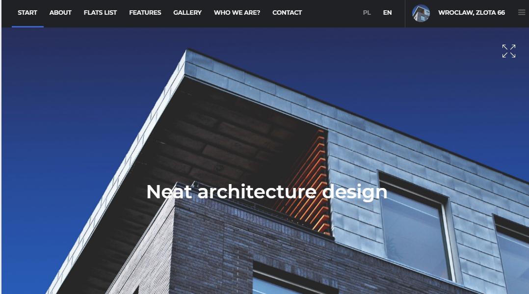 建筑行业电子商务模板
