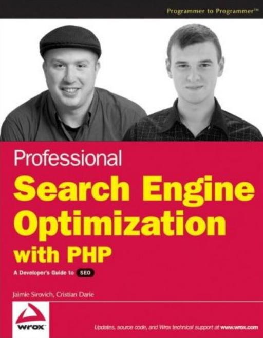 搜索引擎优化高级编程(含源码)