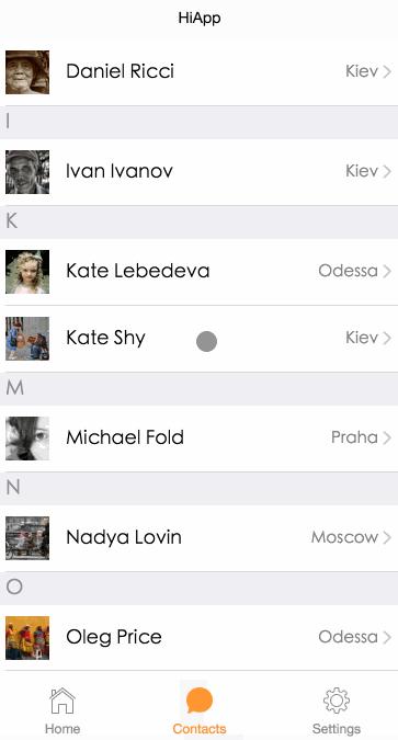 微信小程序-社交软件