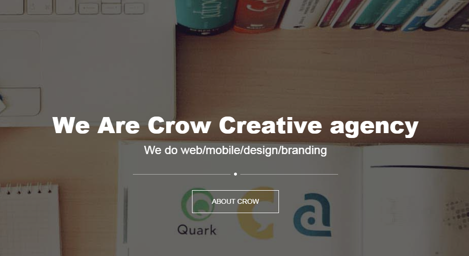 创意的轻量级HTML模板