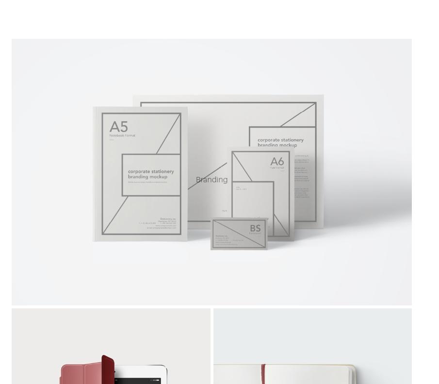 黑白極簡設計行業企業官網模板