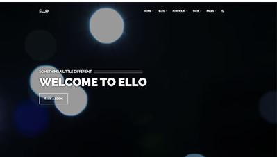 网站建设公司响应式网站模板