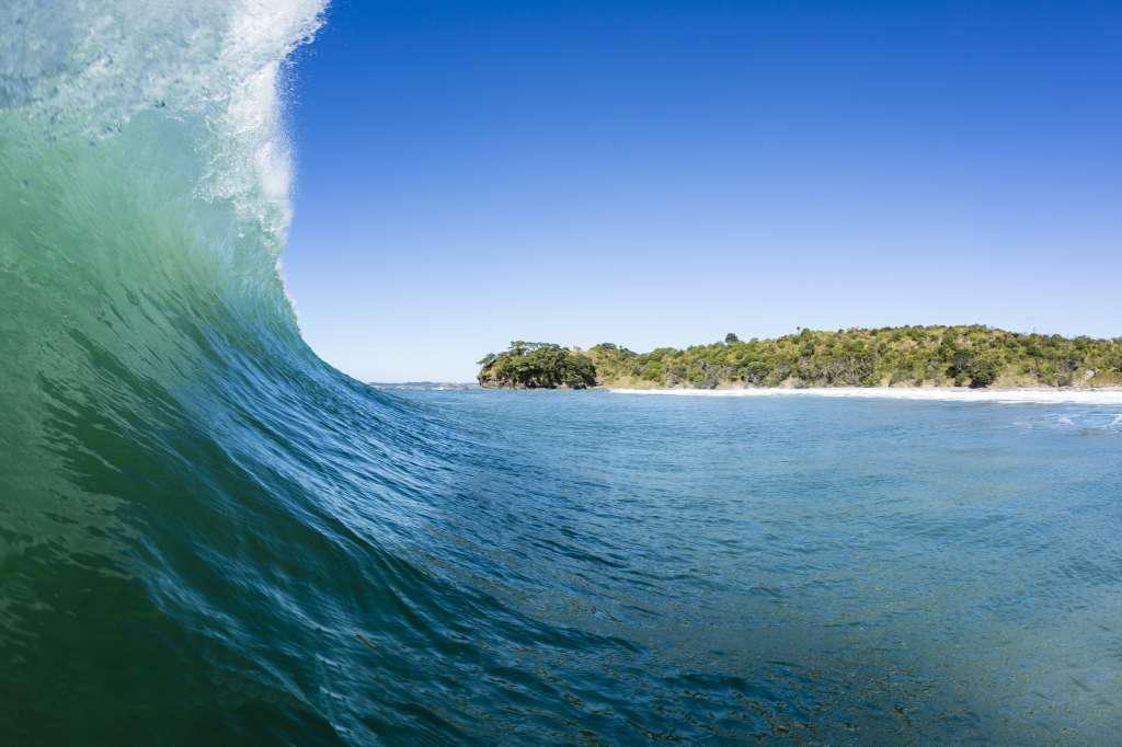 海浪高清图片