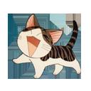 甜甜私房猫PNG图标