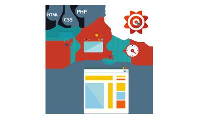网站界面设计语言PNG