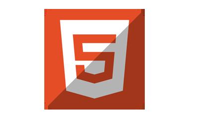 HTML5阴影圆角矩形标志