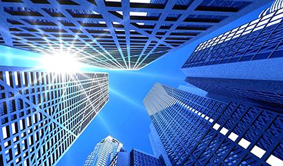 高清城市高楼图片