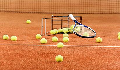 网球高清图片