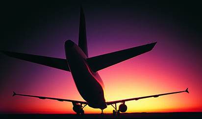 飛機場高清圖片