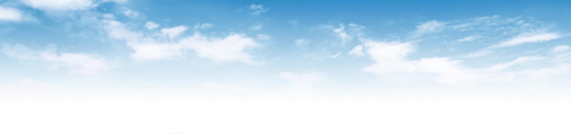 蔚蓝天空淘宝海报背景