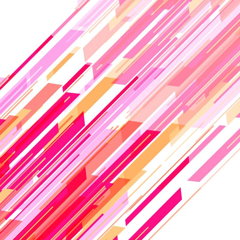 现代几何线条背景矢量素材下载(EPS)